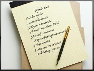 alocarea bugetului de nunta