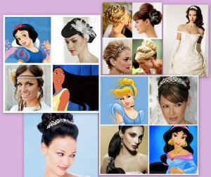 make-up si hairstyle fairytale