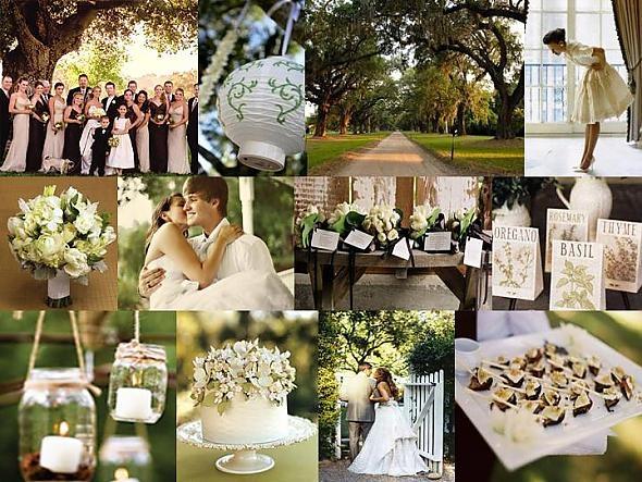 nunta gradina