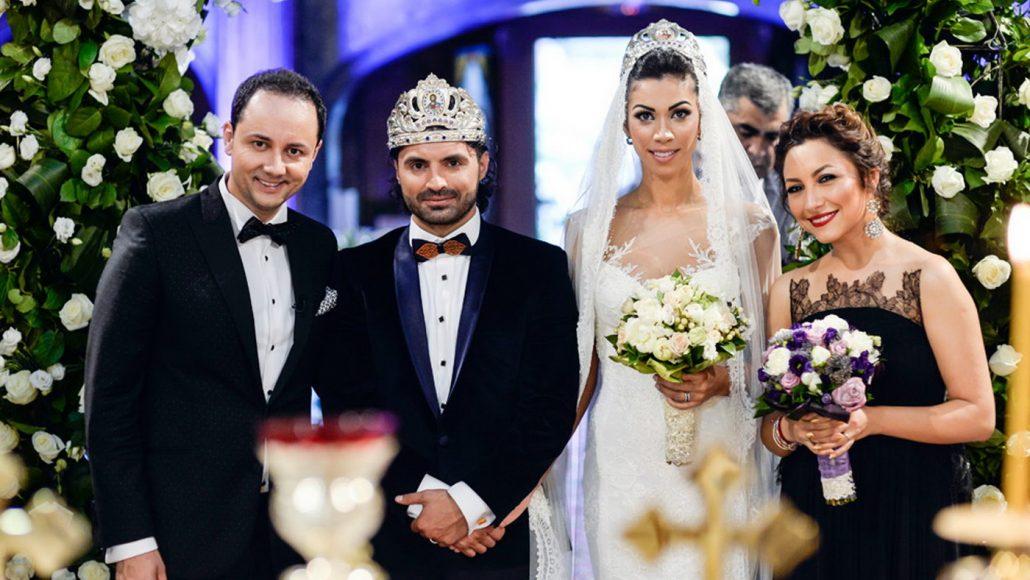 Tinuta nasilor la nunta