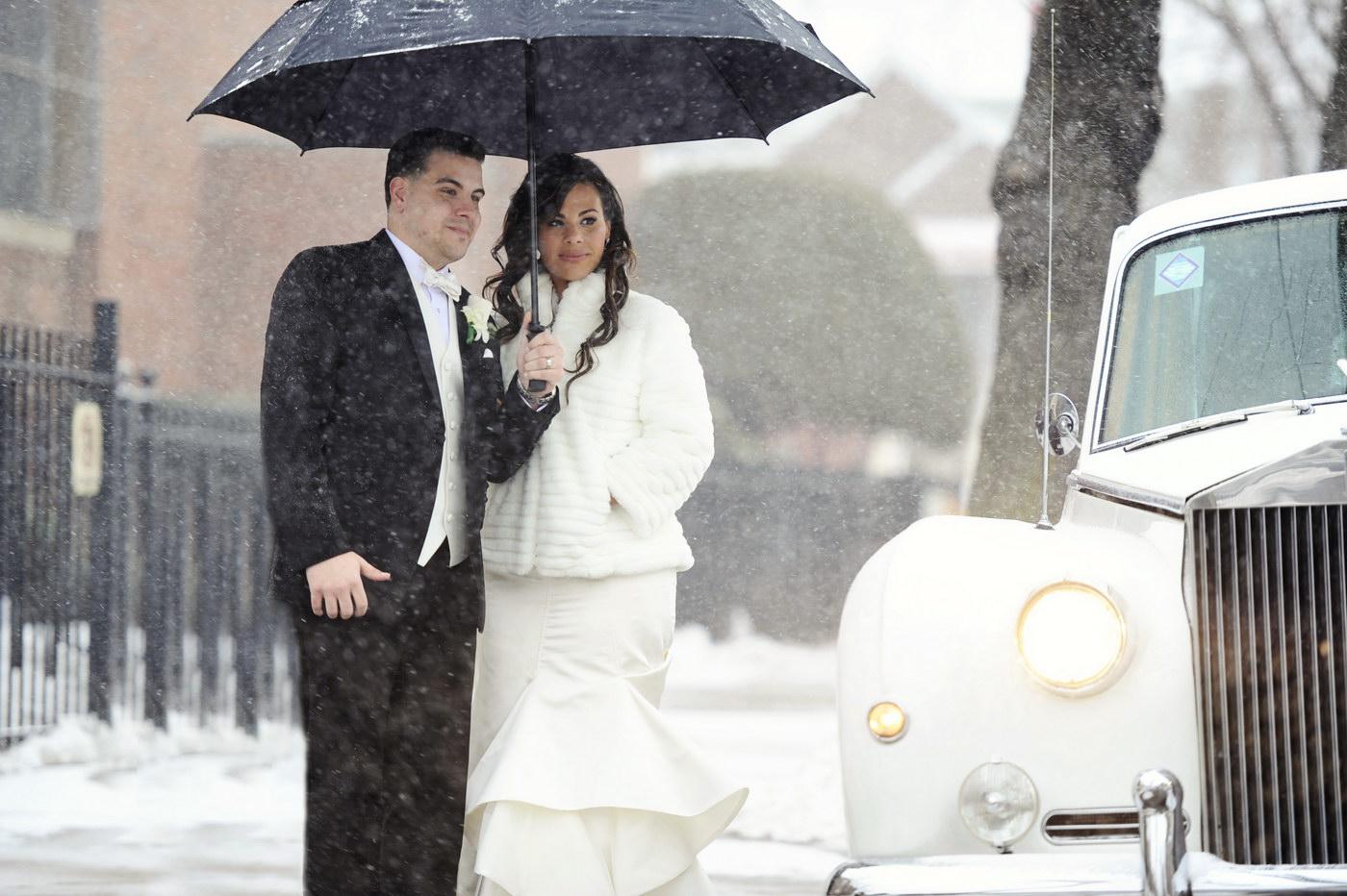 Conditiile meteorologice si nunta
