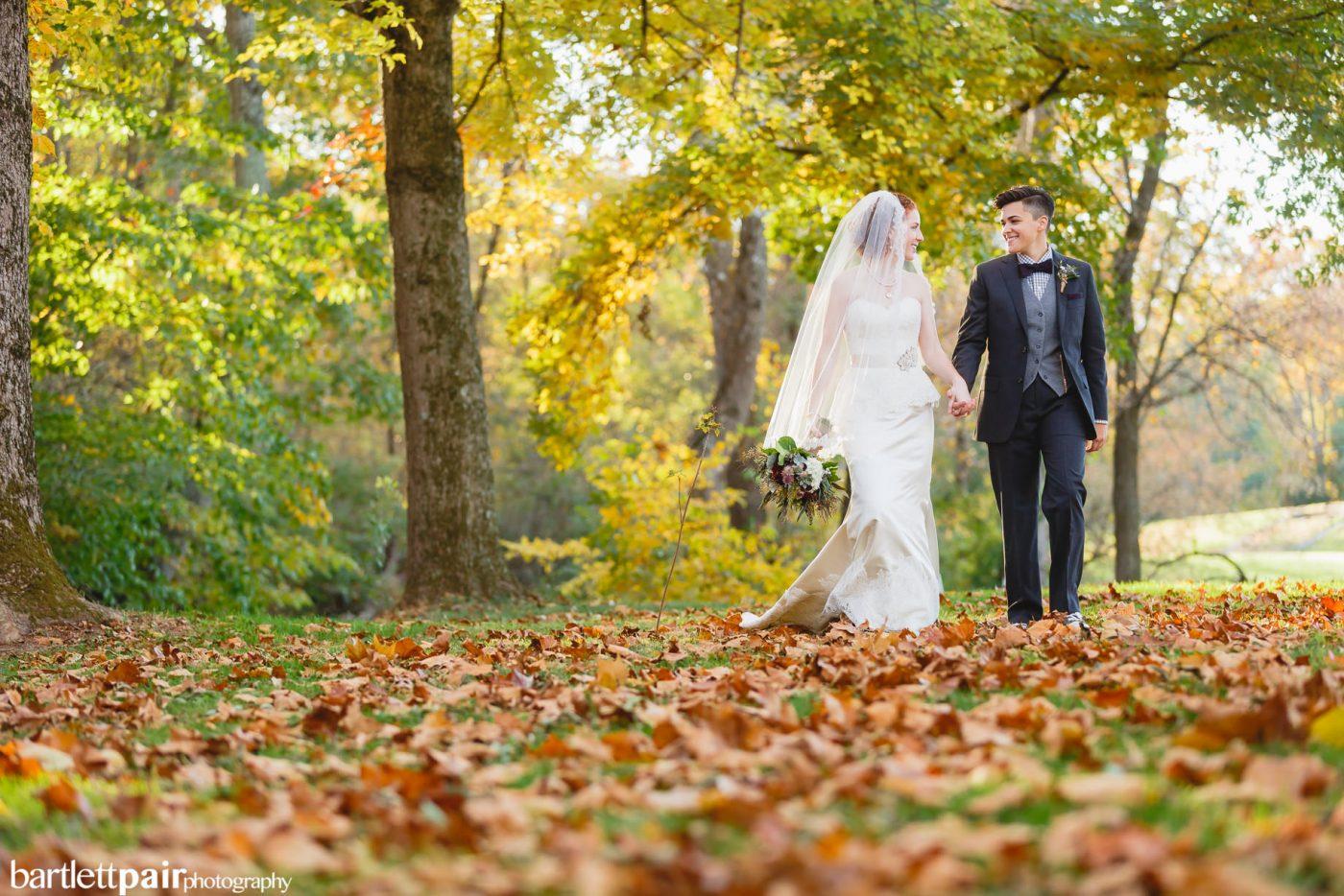 Culori potrivite pentru nunta de toamna