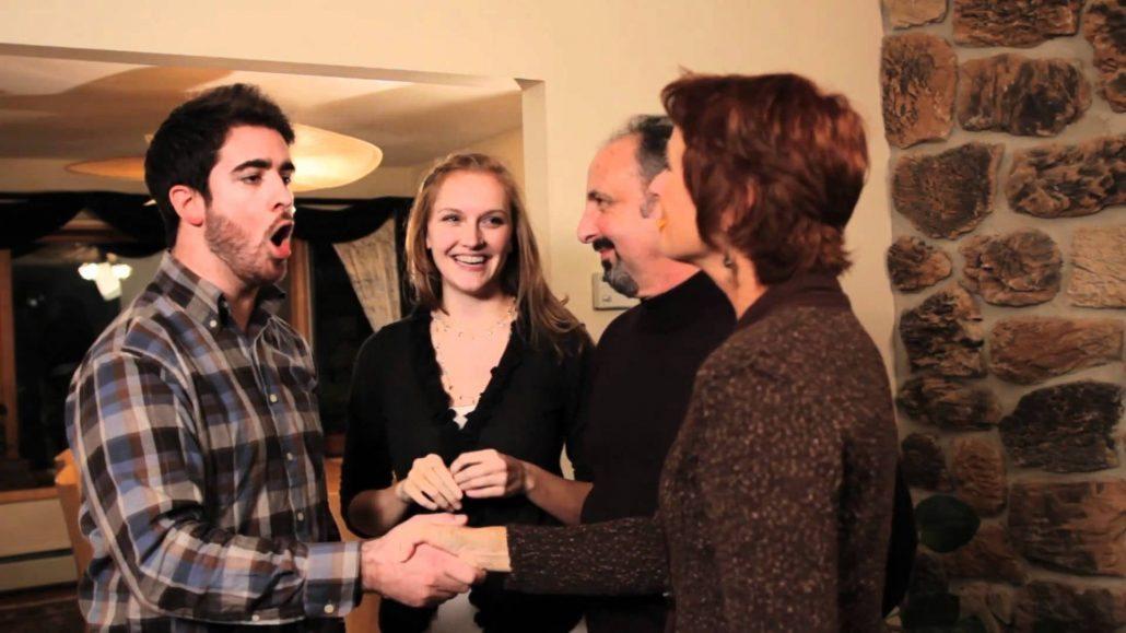 Cum sa faci o impresie buna cand ii intelnesti familia prima data