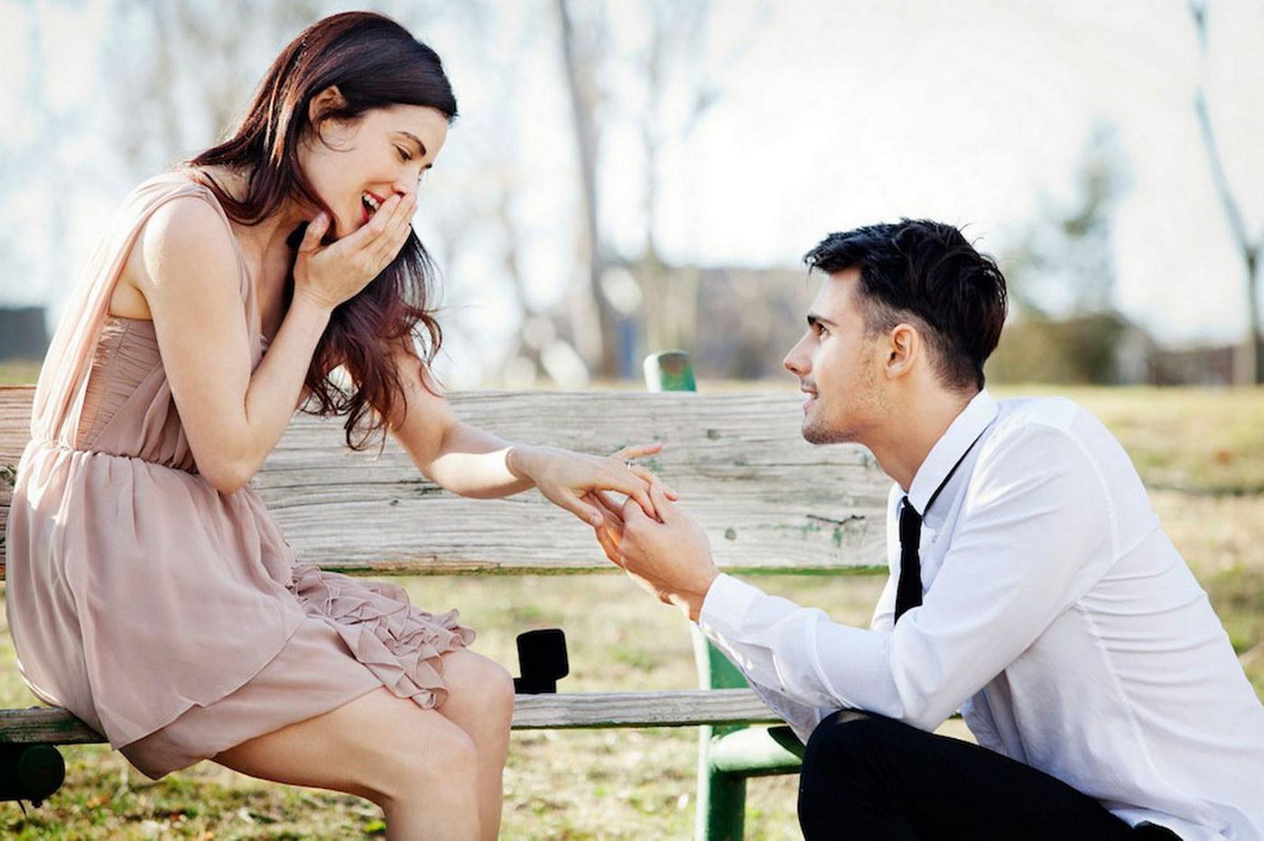 Cum sa o ceri in casatorie de Ziua Indragostitilor