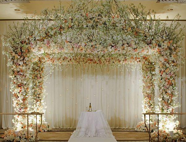 Despre florile de nunta