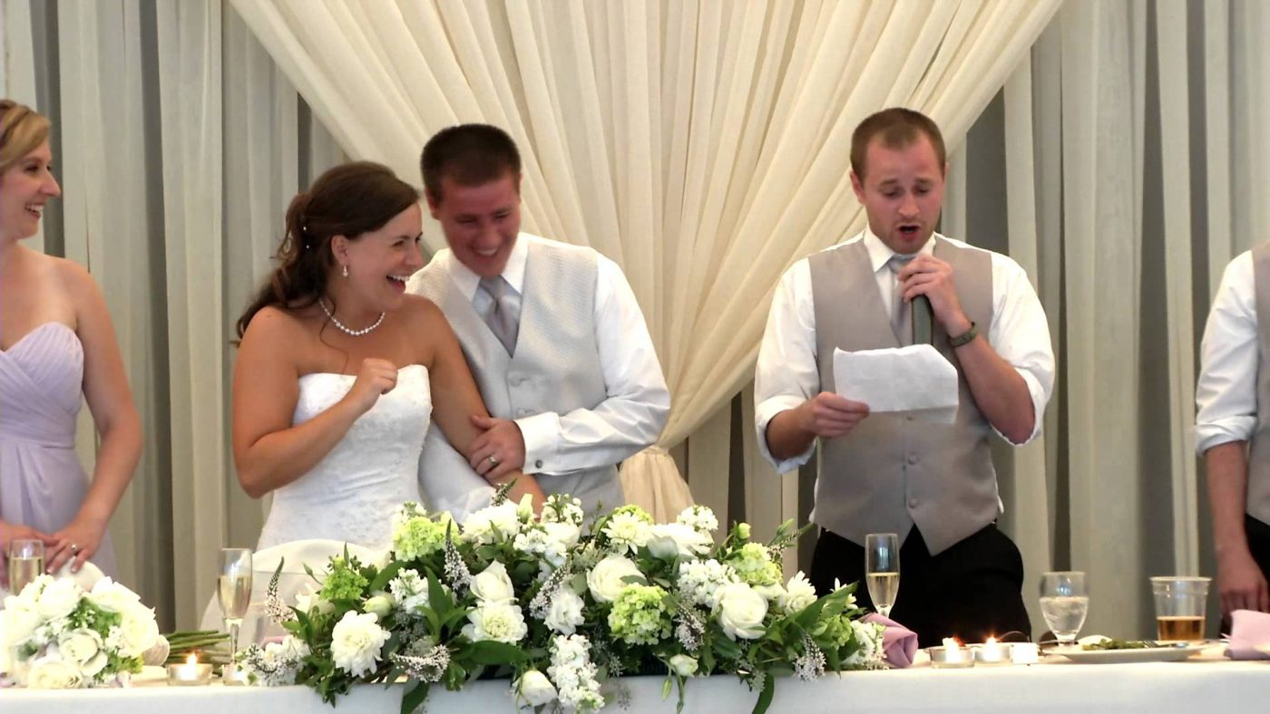 Discursuri de nunta amuzante