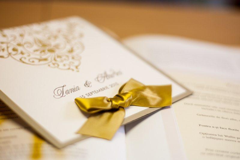 Invitatii de nunta deosebite