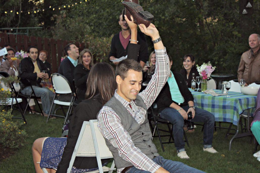 Jocuri amuzante pentru petrecerea de logodna