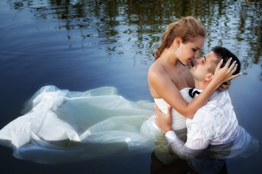 Nunta cu apa