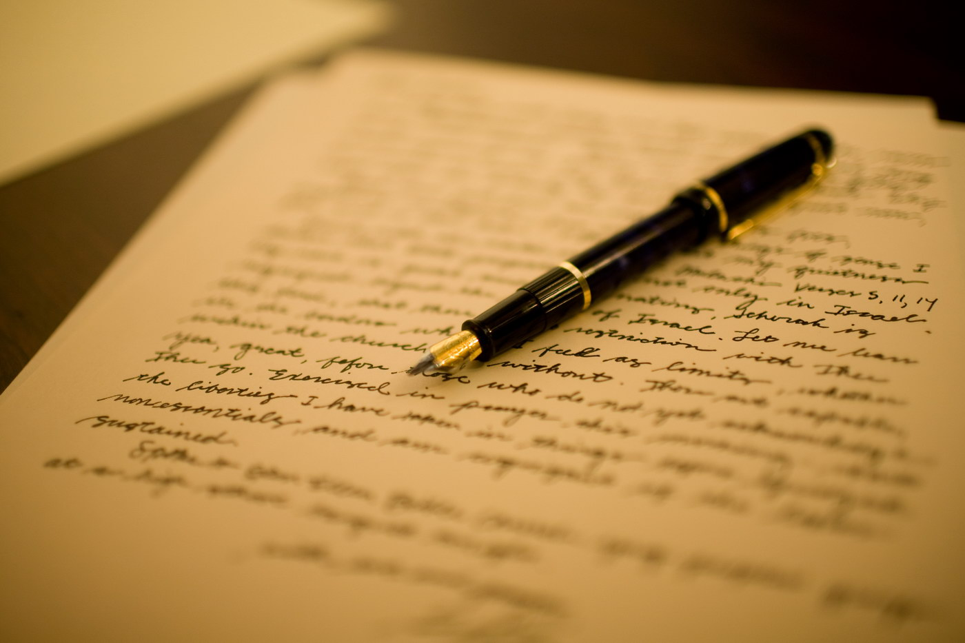 Scrisoarea unui tata catre viitorul ginere