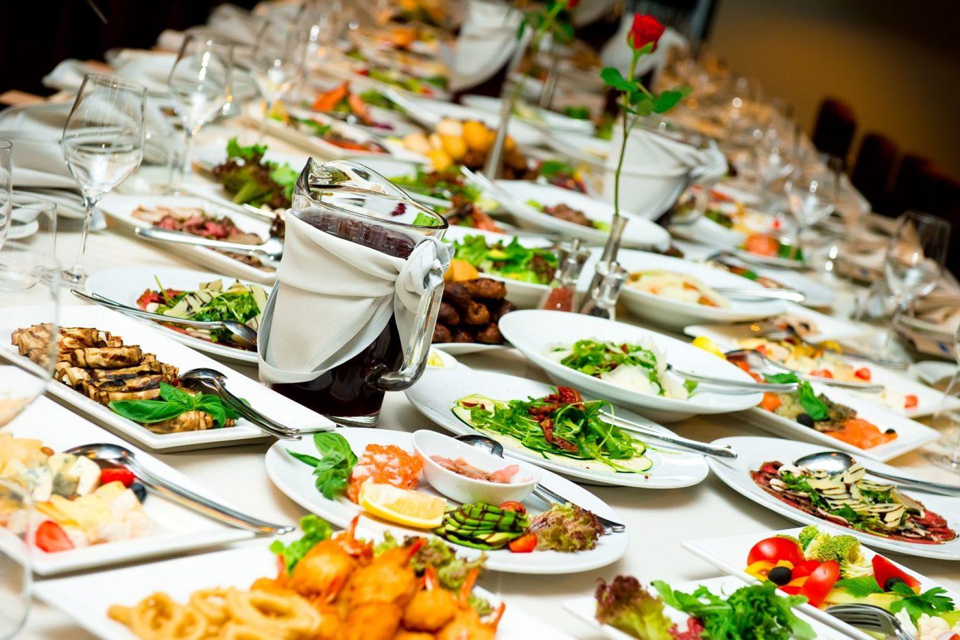 Sfaturi pentru alegerea meniului de nunta