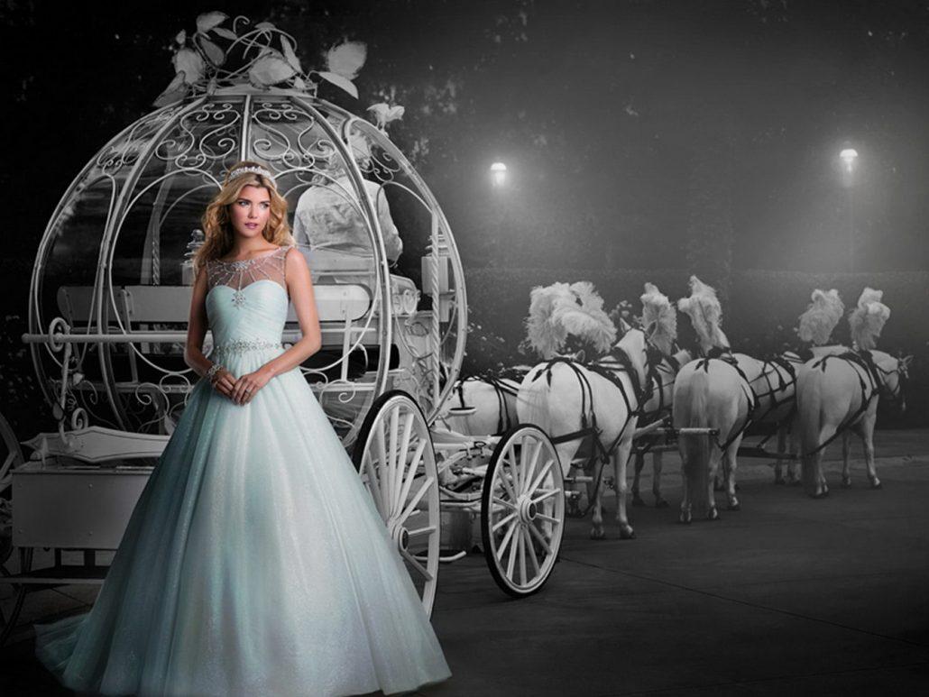 Cateva elemente la nunta inspirate din basme