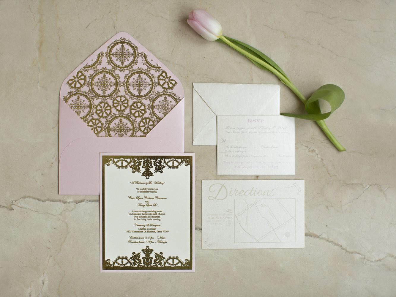 Ce trebuie sa stii despre invitatiile de nunta