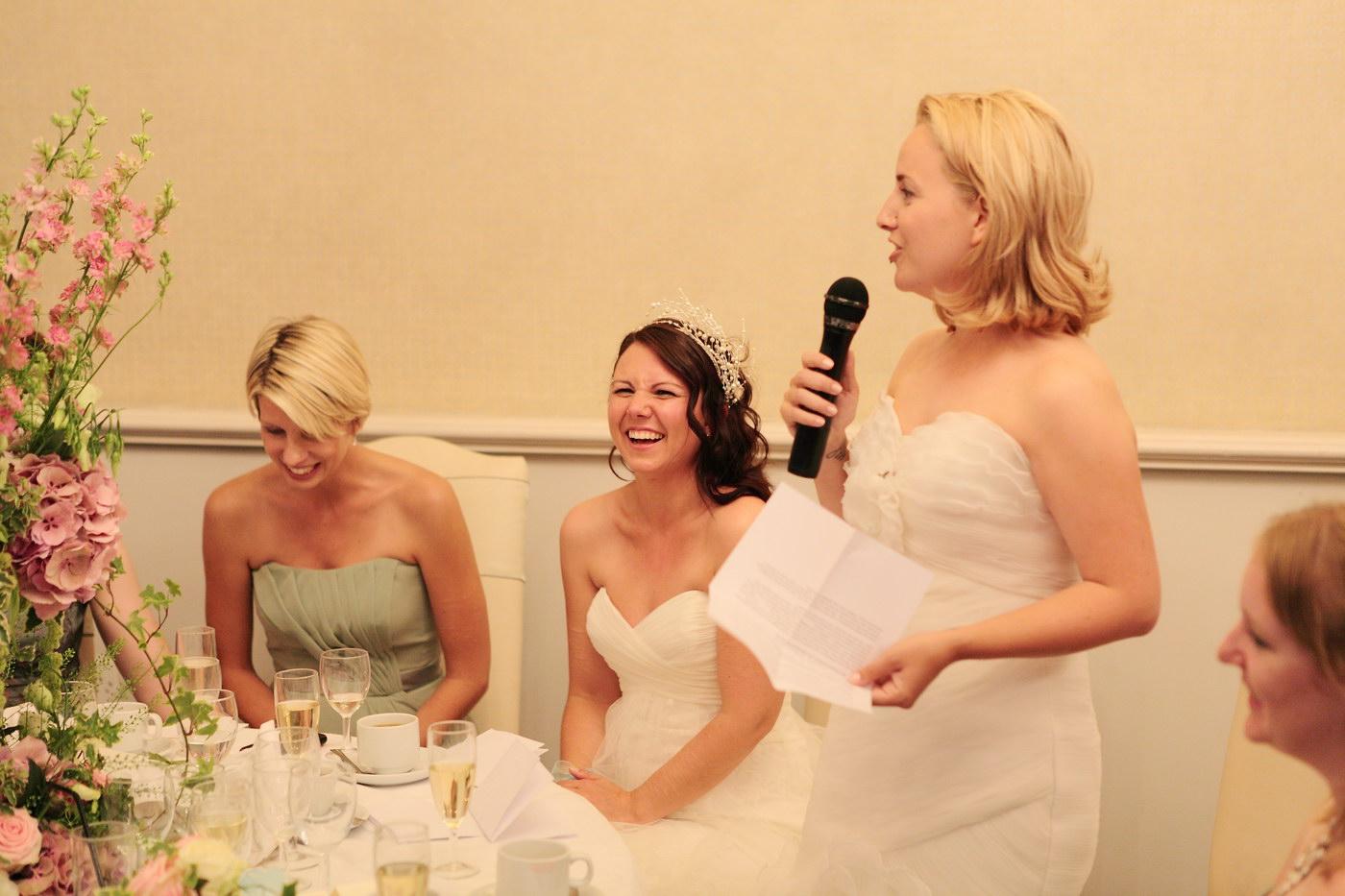 Cinci alternative pentru discursurile de nunta