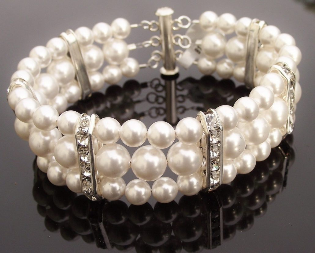 Cum poti purta perle la nunta