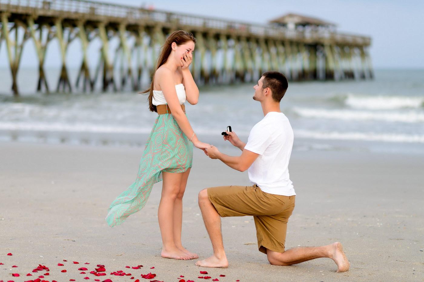 Cum sa o ceri in casatorie fara inel