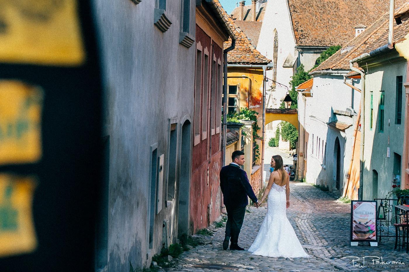 Locatii din Sighisoara pentru sedinta de nunta foto si video