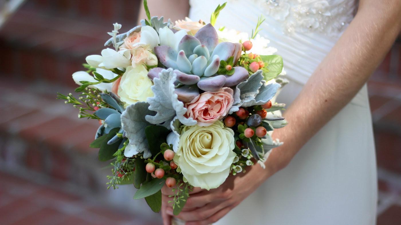 Pastrarea buchetului miresei dupa nunta