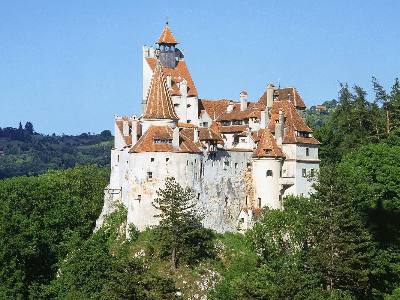 Castele din Romania pentru sedintele de nunta foto si video