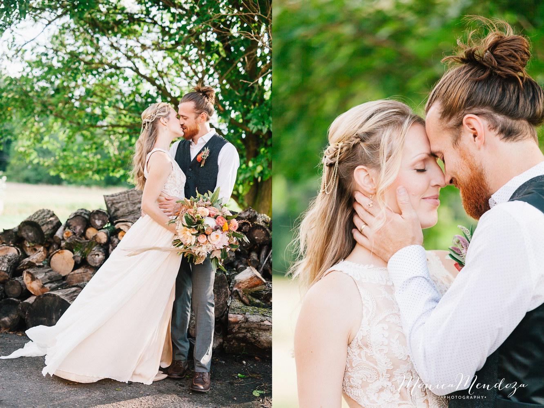 Detalii pentru nunta de vara