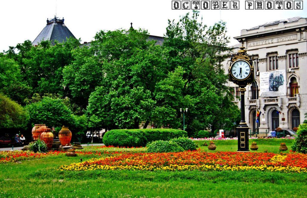 Locatii din Bucuresti pentru sedintele de nunta foto si video
