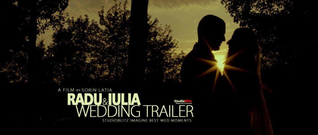 Cum arata filmarile de nunta ale unui videograf profesionist