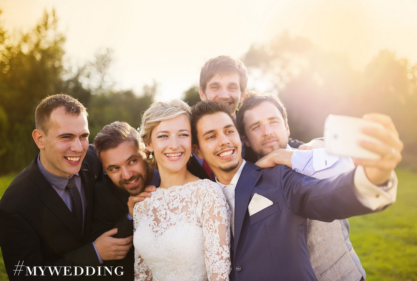 Cum alegi un hashtag potrivit pentru nunta