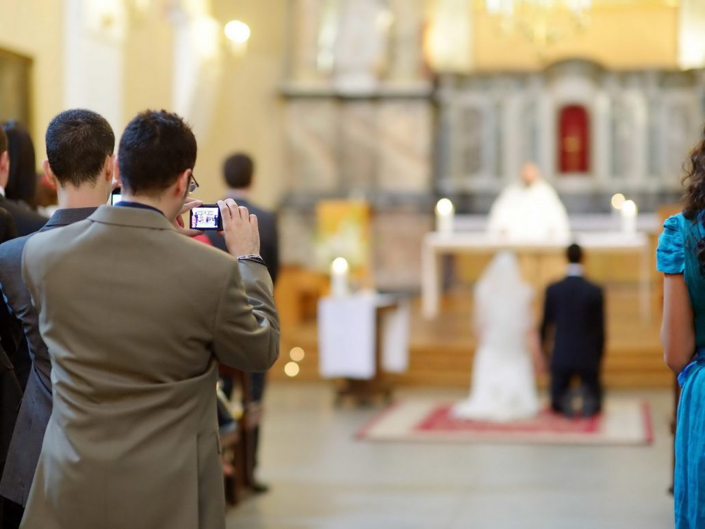 Nunta si retelele sociale