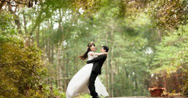 Cand mireasa pleaca de la nunta cu nasul