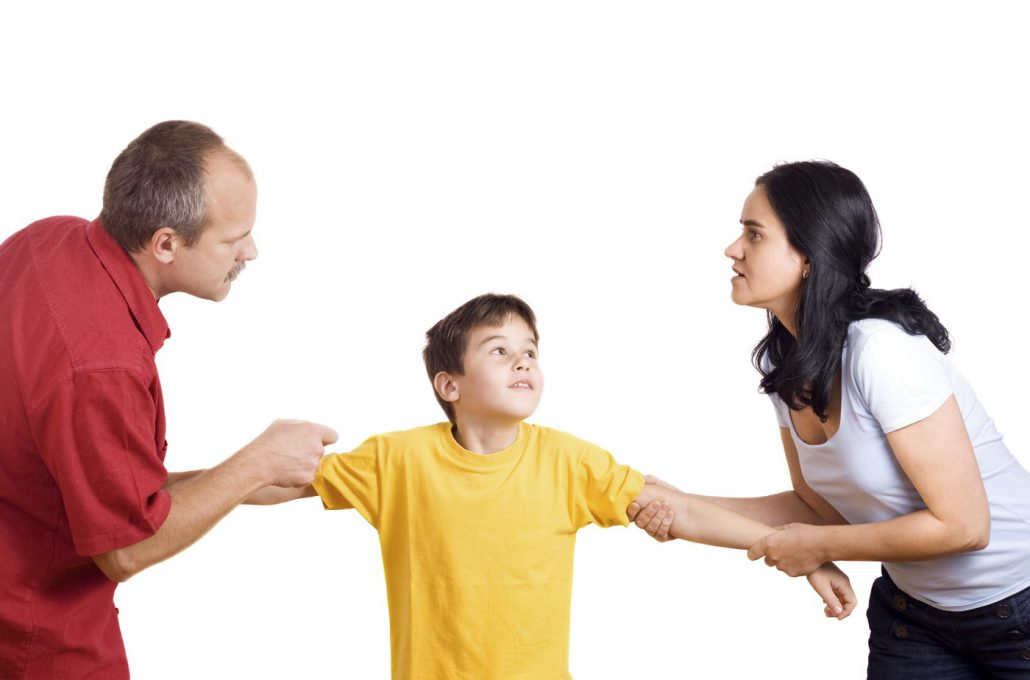 Divortul si copiii