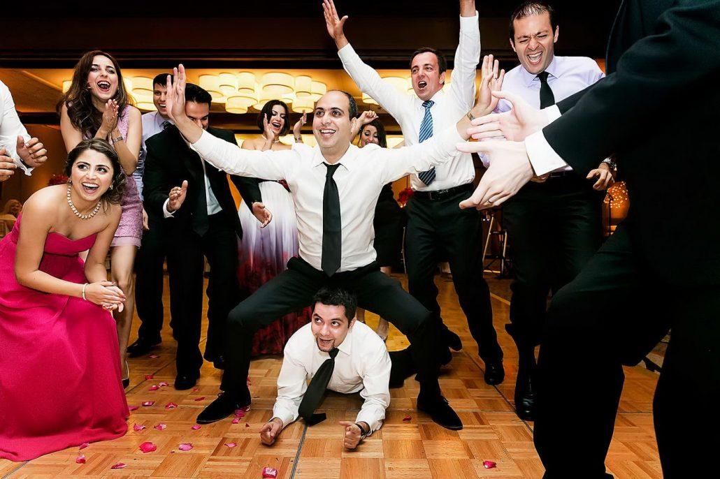 Momente amuzante la nunta