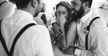 Nunta si momentele amuzante