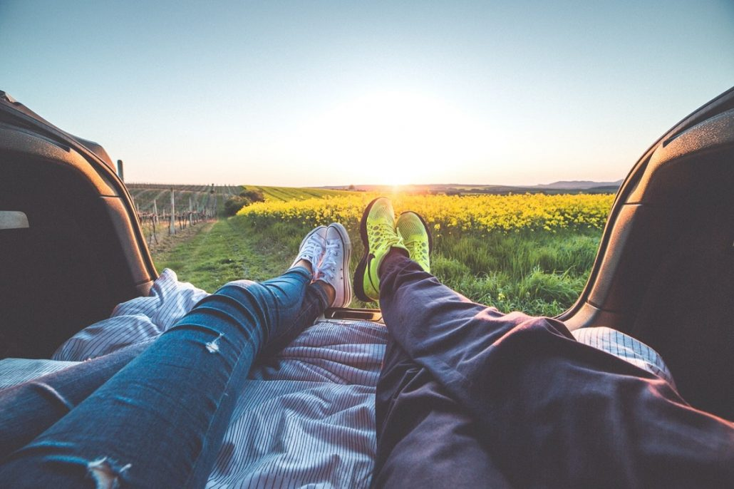 Lucrurile simple pe care le fac cuplurile fericite