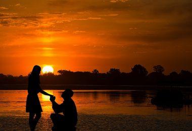 Cele mai romantice cereri in casatorie