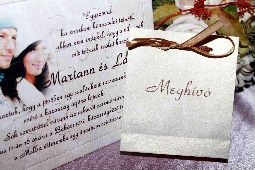 Invitatii de nunta pentru mirii creativi