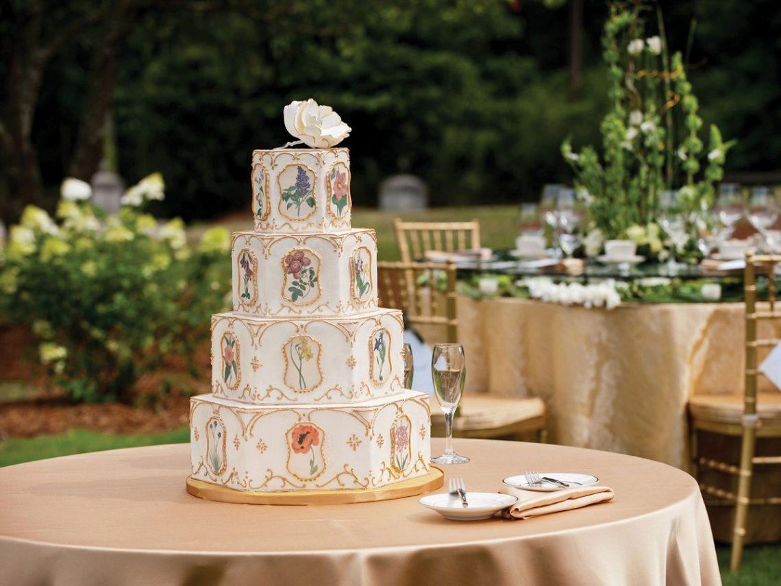 Cum sa pastrati o parte din tortul de nunta pentru prima aniversare