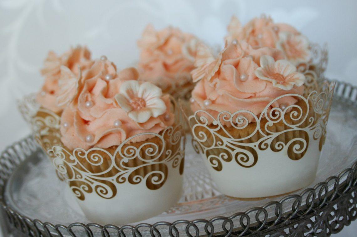 Cupcakes la nunta Iata ce trebuie sa stii