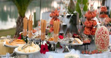Gustari pentru invitatii de la nunta
