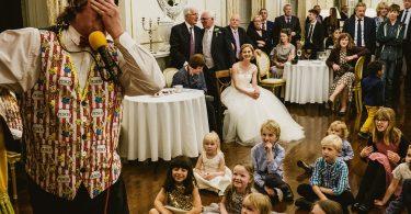 Motive pentru care sa incluzi copiii in cadrul nuntii