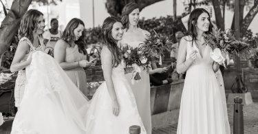 Pot invitatii sa poarte alb la nunta?