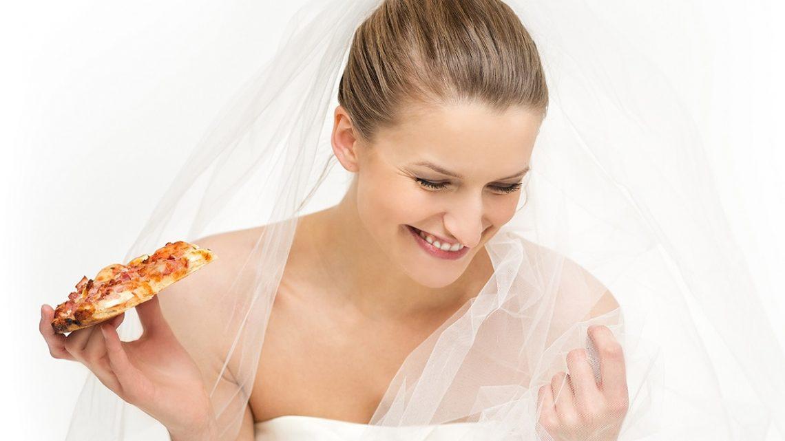 """Se poate ingrasa... Dar dupa nunta"""