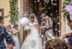 De ce se arunca grau si orez la nunta
