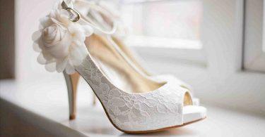 10 sfaturi pentru a alege pantofii de mireasa