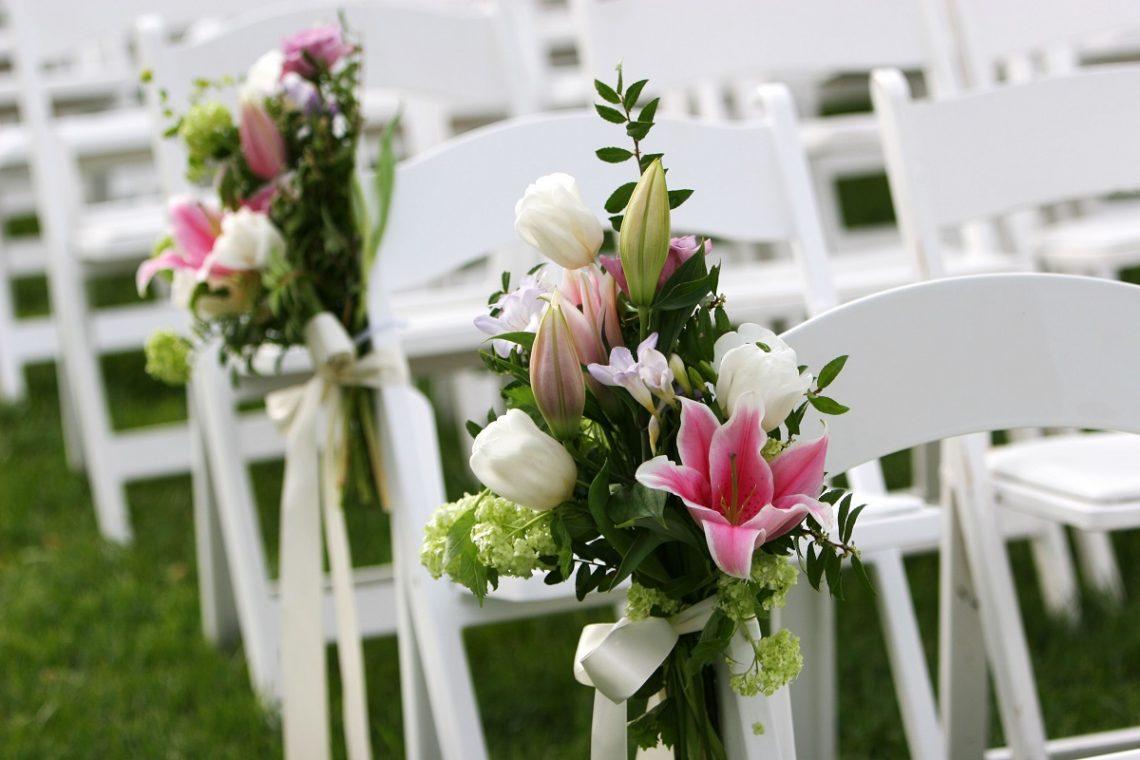 Ce poti face cu florile dupa nunta?