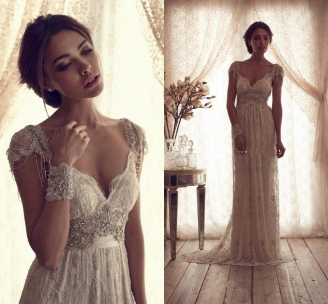 Vrei o rochie de mireasa crem? Iata ce trebuie sa stii