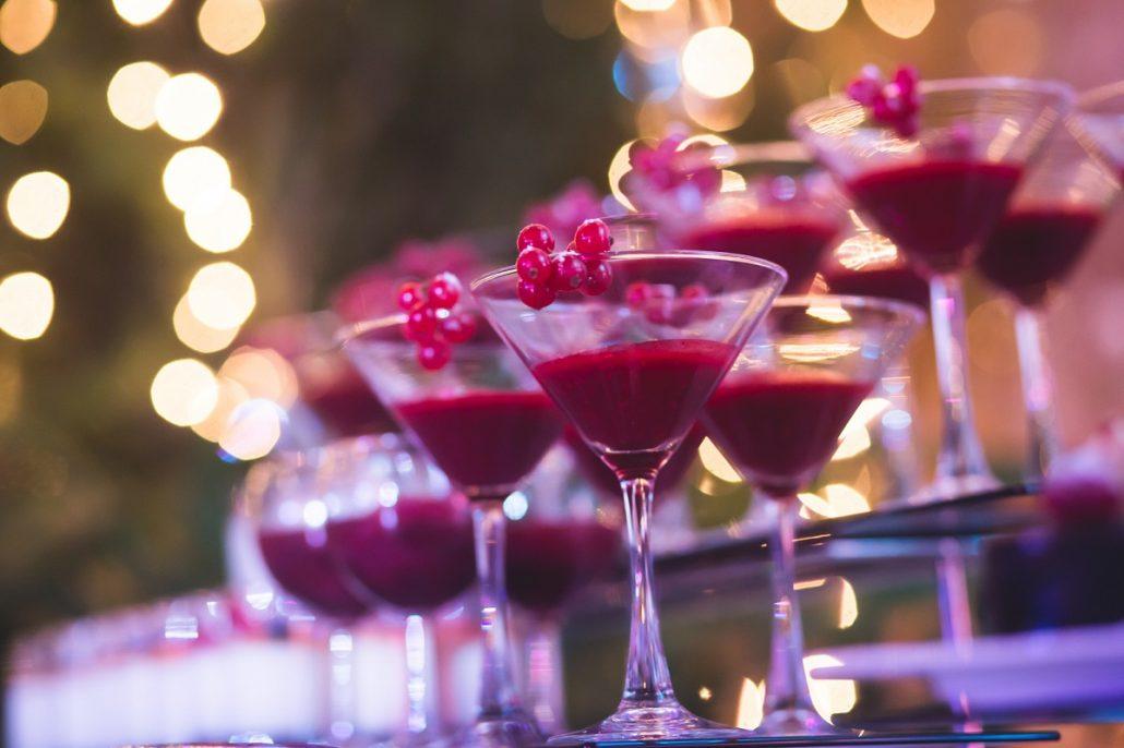Cocktail bar la nunta