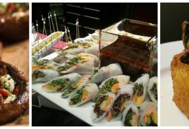 Meniu vegetarian la nunta