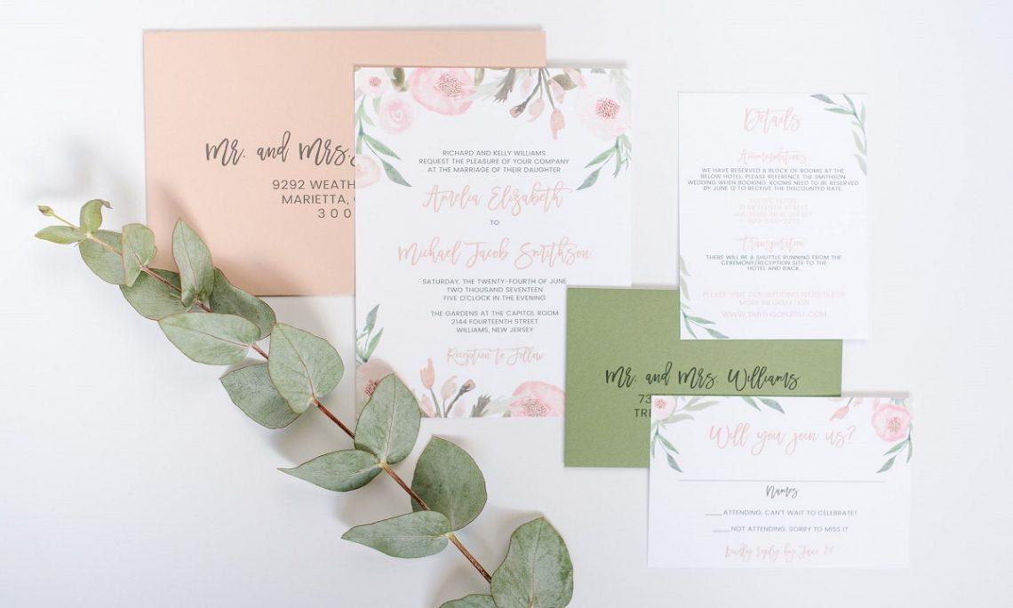 Cand se trimit invitatiile la nunta