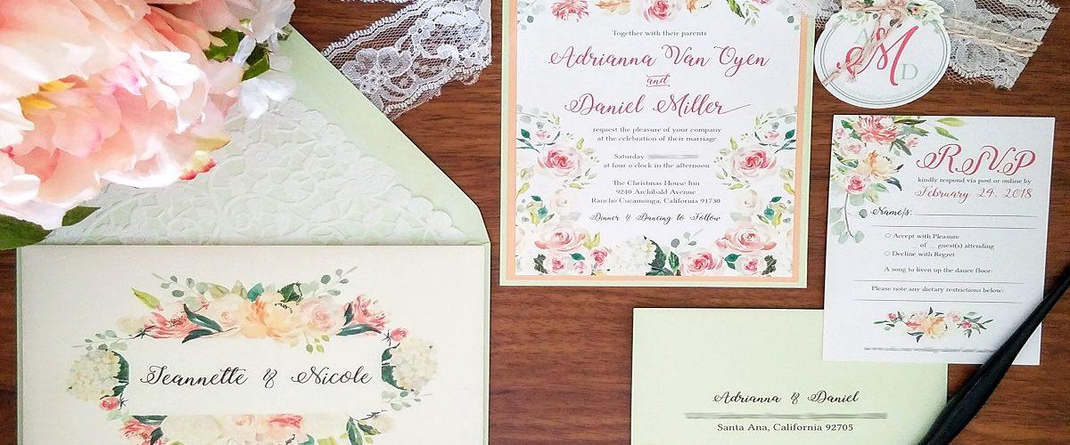 Ce informatii trebuie sa contina invitatiile la nunta?