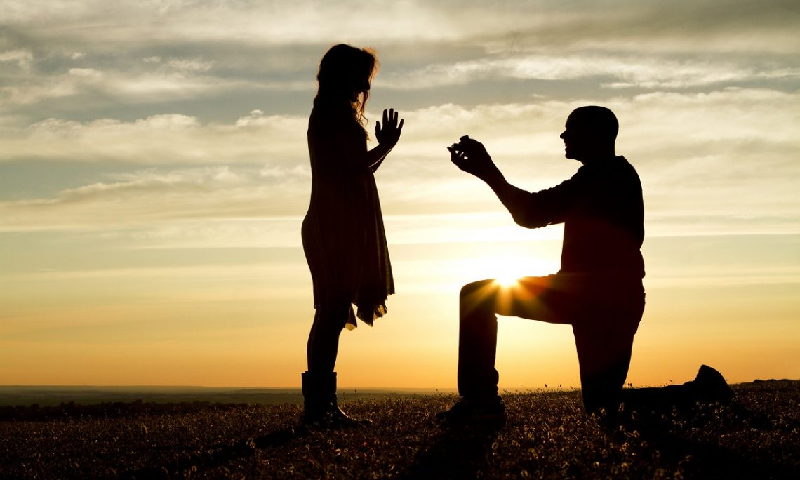 Cerere in casatorie de neuitat